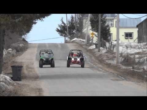Wildcat X vs TD Wildcat Trail Turbo
