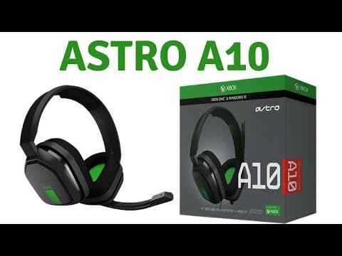 Astro A50 hekte