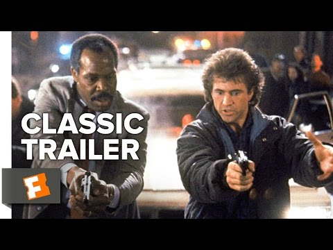 Lethal Weapon 3 trailer