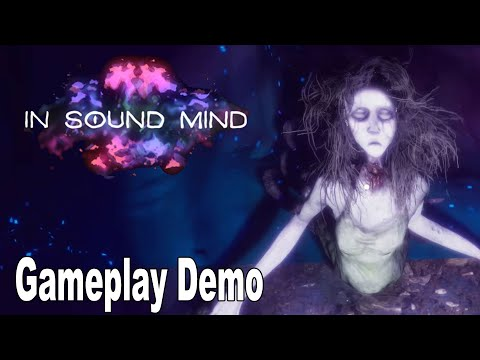 In Sound Mind - Gameplay Demo Full Walkthrough No Commentary [HD 1080P]