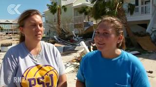 Fears death toll will rise in Florida after Hurricane Michael