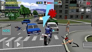 Traffic Cop Simulator 3D #3 - Police Games Android IOS gameplay #cargames
