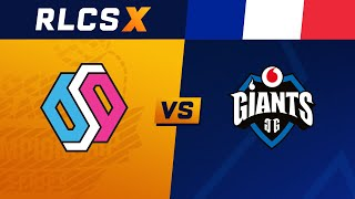 BDS vs Giants - Finale WB - RLCS X Winter Split - EU Regional 3