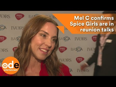 Mel C confirms Spice Girls are in talks about a reunion Mp3