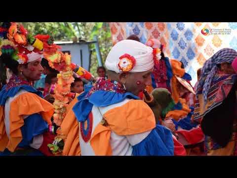 सेरा गाँव पिथोरागढ़ की एक शादी में छलिया डांस | City Pithoragarh 2017
