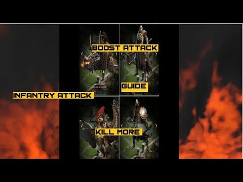 Clash Of Kings - Infantry Attack - Infantry Series Ep2