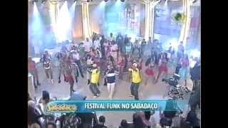 HQ As Leoas, Gizelle Maritan e gostosas no Baile Funk do Sabadaço 5 (2005)