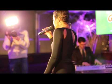 "Toni Braxton Performing ""Hurt You"" solo live at Gain launch event in NYC 1/23/14"