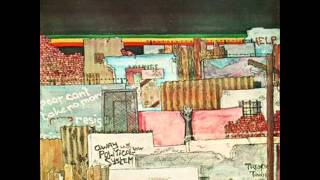 Tappa Zukie Leggo Violence - Black Man LP - DJ APR