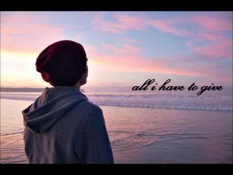 All I Have To Give  Jared Cotter + Lyrics & Download Link
