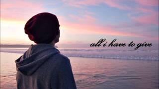 All I Have To Give - Jared Cotter + Lyrics & Download Link