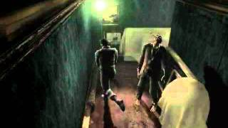 Resident Evil Remake PC Gameplay Matando A 1 Zombie.avi