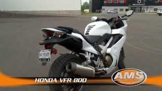 Ams - Action moteur sport Web - Moto - Essai Honda VFR 800 2014