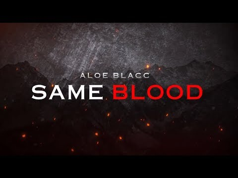Same Blood [Official Lyric Video] - Aloe Blacc