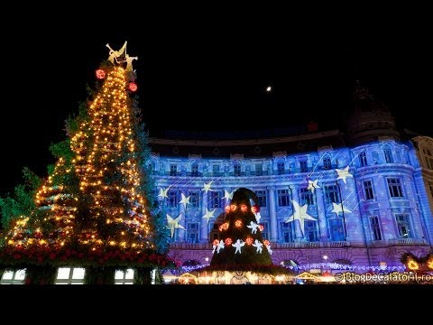 Top 10 BlogDeCalatorii - Bucharest Christmas Market 2013