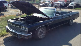 CRAIGSLIST FREE 455 BUICK ELECTRA ENGINE: PART ONE