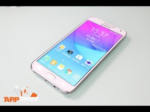 Review Samsung Galaxy E7 : AppDisqus