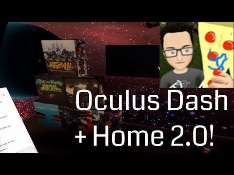 Oculus Dash & Core 2.0 Public Beta - Four Hour Livestream / Showcase