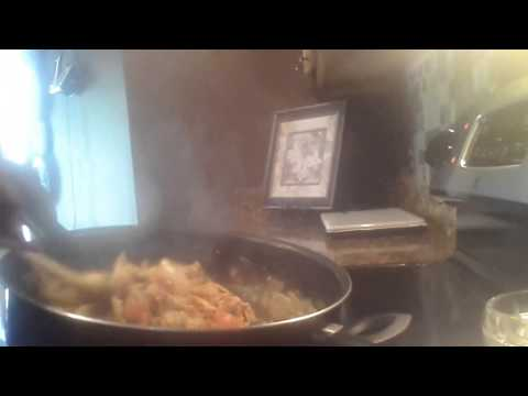 Quick Canned Salmon Meal
