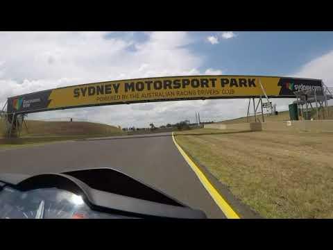 smsp green 270118 sydney motorsport park ride day 27.01.2018