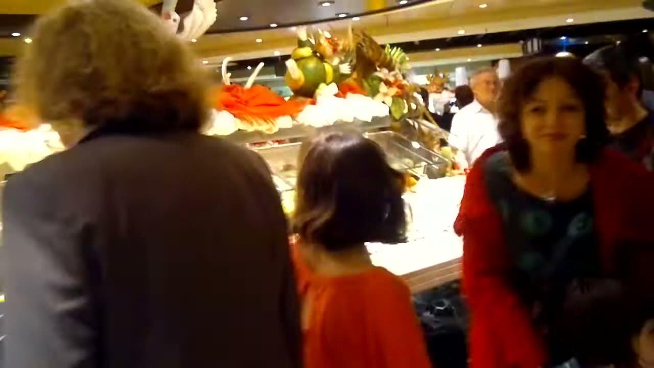 Mscfantasia Buffetmagnifico Zanzibar Deck 14 Serata