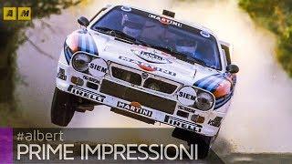 Lancia Rally 037 | a bordo dell