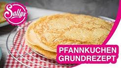 Pfannkuchen Grundrezept / Basics / Polles Pannenkoeken Efteling / Sallys Welt