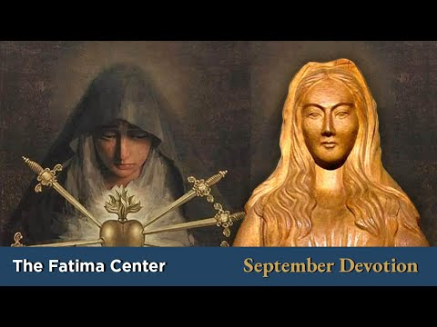 Our Lady of Sorrows and Our Lady of Akita | Monthly Devotions with Fr. Shannon Collins