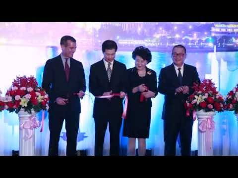 Expanding our Greater China Service Network – Grand Opening of East West Bank's Shenzhen Branch