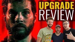 Upgrade Movie Review (Sydney Film Festival 2018)