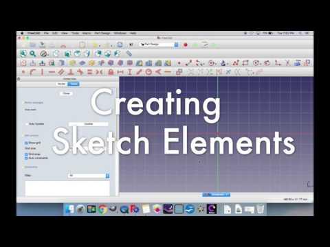 FreeCAD Tutorial Part 2: The Part Design Workbench