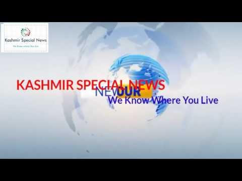 Kashmir Headlines 12th May 2017