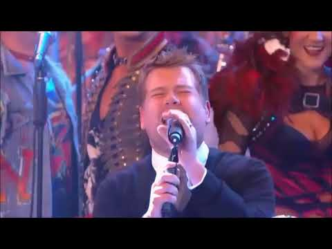 A League Of Their Own - James Corden - Don't Stop Me Now (Best Quality)
