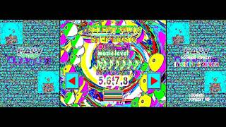MAME 198 STEPPING STAGE SUPIRIOR 3 SCREEN Mameui64 2018 FULL BUGGY ARCADE DDR GAMEPLAY NO BGM