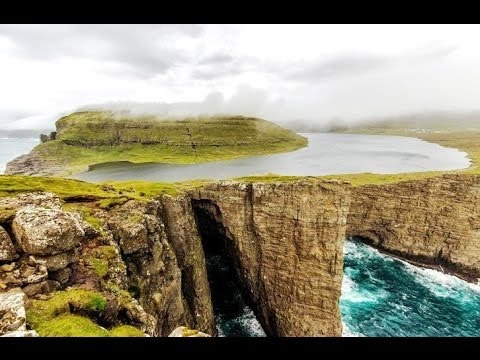 BBC Natural World Documentary  -   Paradise Islands Around Iceland