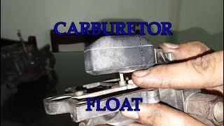 Paano Mag adjust ng Float ng Karburador