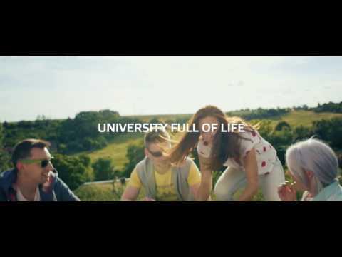 CULS: University Full of Life / Study in Prague
