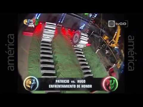 Hugo Garcia vs Patricio Parodi (enfrentamiento de honor)