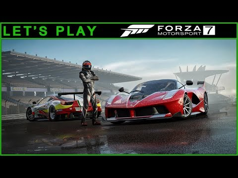 #24. Le premier #Forzathon est la ! → Forza Motorsport 7 (let's play - gameplay fr)