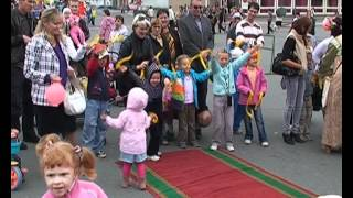 2010 09 07 День города  Детский праздник