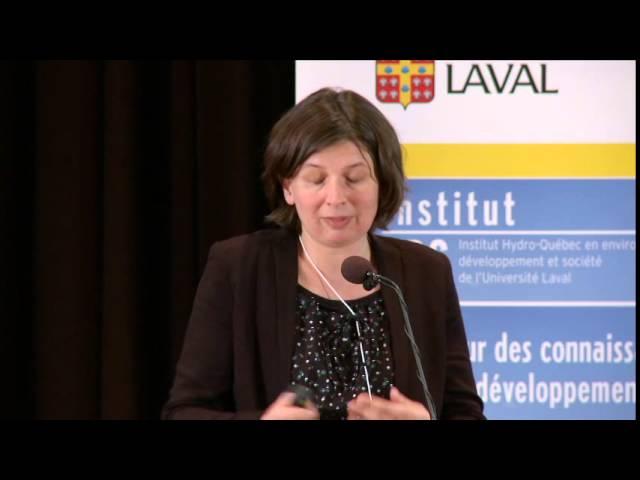 Agnieszka  Jeziorski - Représentations du développement durable chez les étudiants