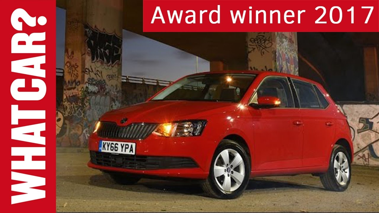 2017 skoda fabia why it 39 s our small car of the year what car sponsored youtube. Black Bedroom Furniture Sets. Home Design Ideas