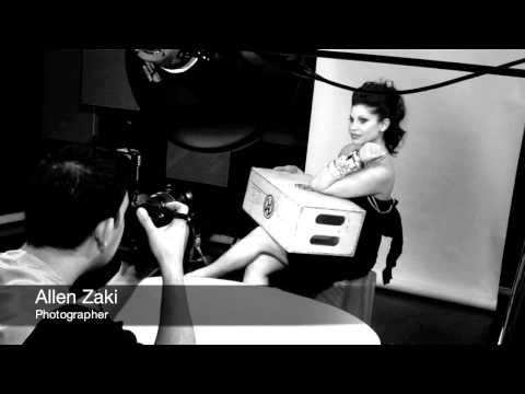 Behind The Scenes: Danielle Fishel BE! Cover Shoot
