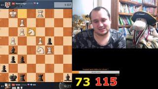 Титульный вторник на Chess.com. Titled Tuesday Blitz Швейцарка.