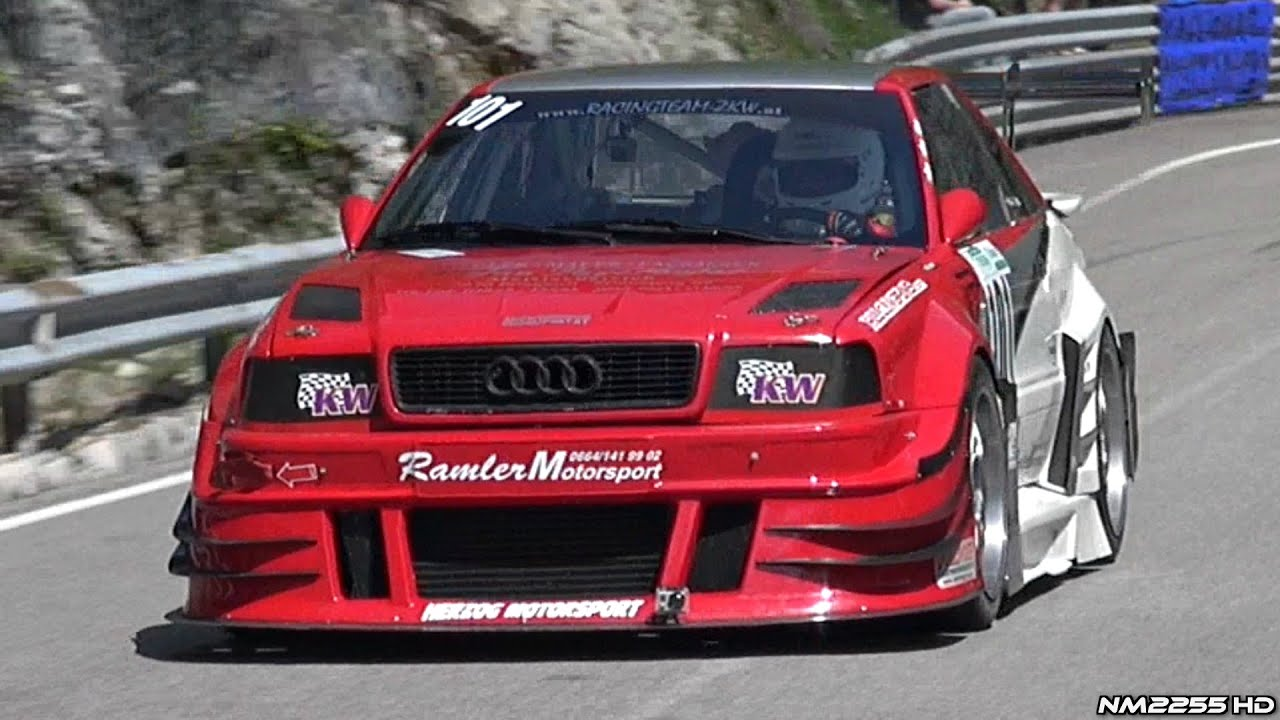 600hp turbo audi s2 r quattro in action pure 5 cylinder. Black Bedroom Furniture Sets. Home Design Ideas