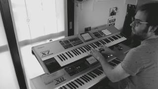 Pull me under - Dream Theater keyboard cover HD