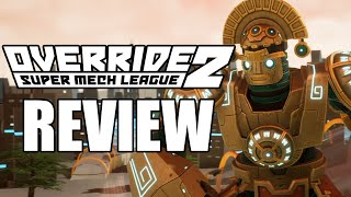 Override 2: Super Mech League Review - The Final Verdict (Video Game Video Review)