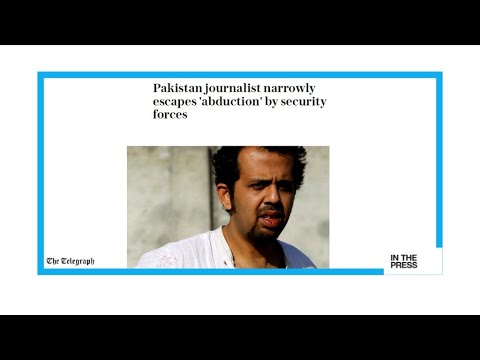 Amnesty condemns 'impunity' after France 24's Pakistan correspondent is beaten