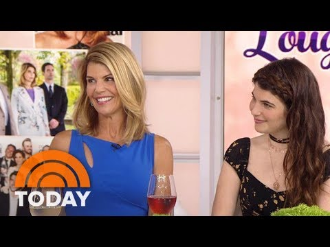 Lori Loughlin Talks About 'Garage Sale Mystery' And Her Daughter Going To College  TODAY