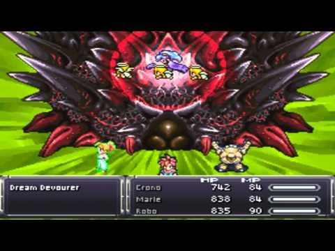 Chrono Trigger (NDS): [Extra] Final Boss (Dream Devourer)